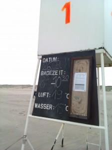Kalte Nordsee