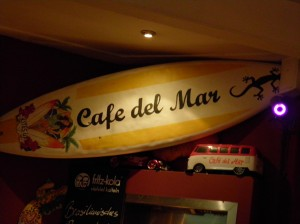 Cafe del Mar auf Juist