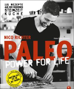 Paleo-Kochbuch Cover