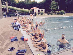 Schwimmtraining Mach3 Köln e.V.