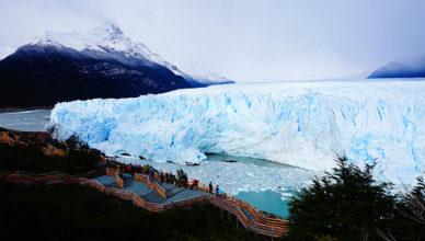 Nationalpark Los Glaciares - Gletscher in Argentinien