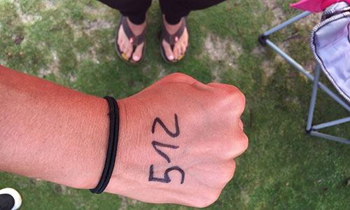 Startnummer 512
