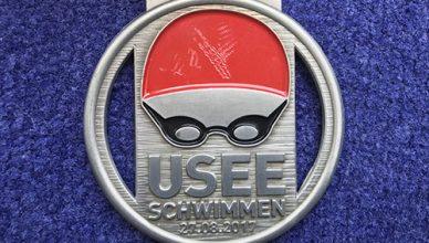 USee-Schwimmen mit vollem Erfolg