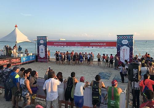Yúcatan Sprint Triathlon 2017 (c) ahornzeit