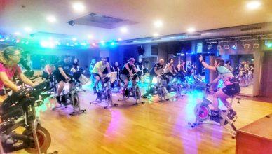 Ich spinne | Indoor Cycling im Winter
