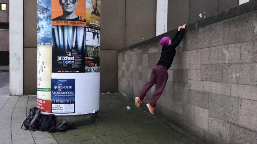 Parkour ONE Training