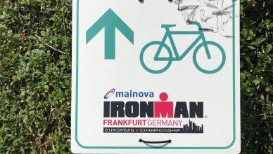 Streckentest | Ironman Frankfurt