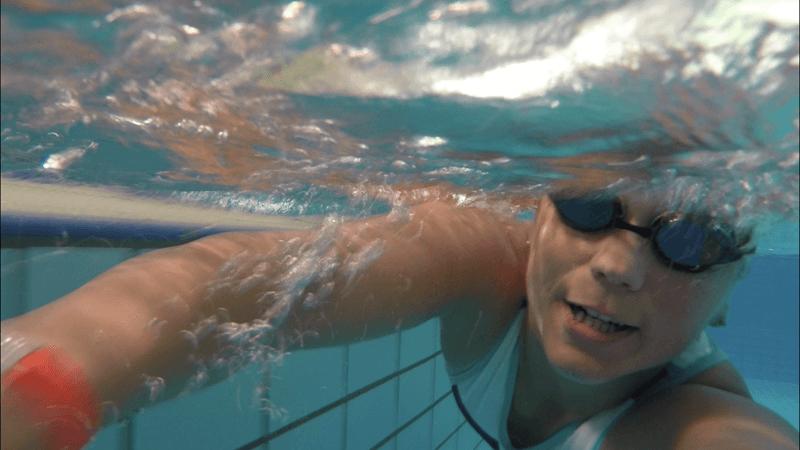 Schwimmen schwimmen schwimmen...