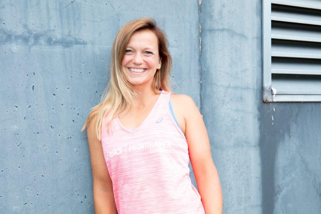 ASICS Frontrunner | Inger Diederich