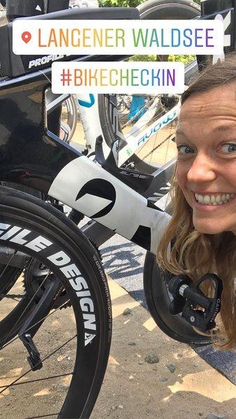 Ich bin Ironman | Triathlon-EM in Frankfurt